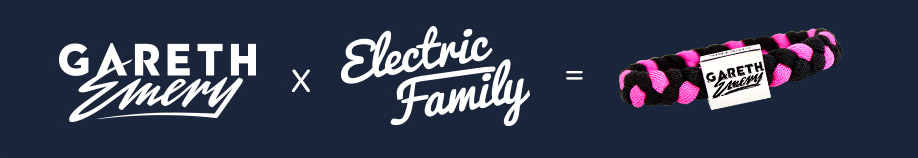 Electric Family bracelet